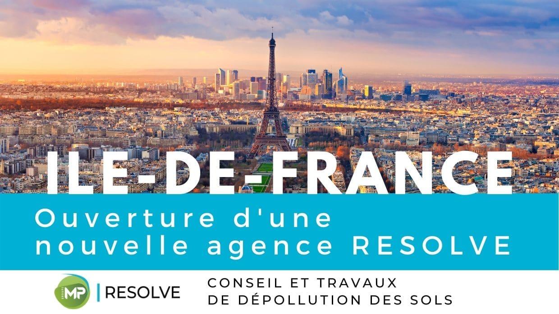Ouverture de notre nouvelle agence en Ile-de-France